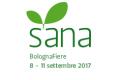 SANA: tutte le novità dell'edizione 2017 - Fiera di Bologna, 8-11 settembre (comunicato stampa)